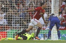 As it happened: Leicester City v Manchester United, Community Shield