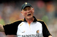 Brian Cody: 'It took a huge effort to stay in touch, to fight it out and to grind it out'