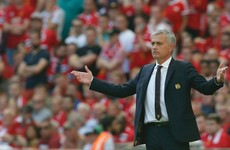 Mourinho dedicates Community Shield win to Louis van Gaal