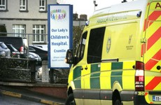 Seven people, including three children, injured in three car crash