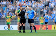 'I think it's farcical, it should be overturned' - support for Dublin star O'Gara