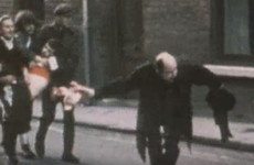 Bishop Edward Daly, the man who waved the white handkerchief on Bloody Sunday, has died