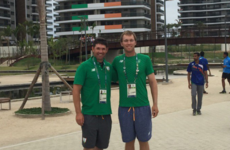 Pádraig Harrington learns Olympic draw as Ireland's golfers arrive in Rio