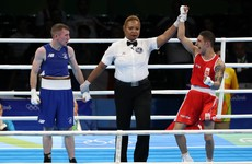 Stunning upset as Ireland's Paddy Barnes crashes out of the Olympics