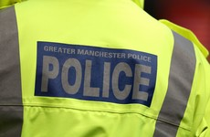 Manchester police apologise after tweeting picture of men dressed in Nazi SS uniforms