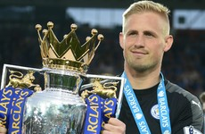 Schmeichel: There'll be no title-winning hangover for Leicester City