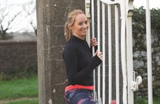 Dining 'al desko' and making room for cake - here are Derval O'Rourke's healthy living tips