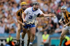 'I think hurling is alive and well thank God' — Deise defender Noel Connors
