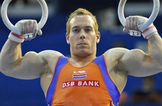 Dutch gymnast sent home for breaking drinking rules