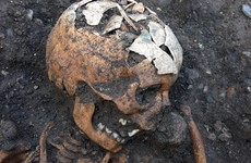 Four medieval skeletons have been found in Kilkenny