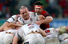Ex-Ulster lock Stevenson joins Pro12 champions