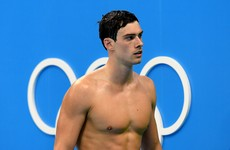'I left everything in the pool': Nicholas Quinn walks away from Rio 2016 with head held high after heat victory