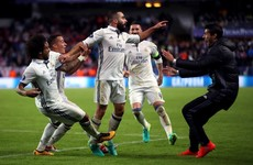 Carvajal's superb individual goal in extra-time hands Real Madrid Super Cup victory