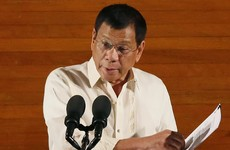 "Philippines president causes uproar after referring to US envoy as ""gay ambassador"""