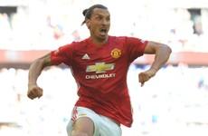 'Ibrahimovic has surprised Man United team-mates'