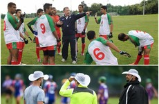 Banty coaching Oman, joy for France, a young Middle East fan - the best GAA World Games pics