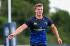 Cullen includes 7 internationals in first Leinster squad of the season