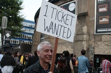 Poll: Have you ever bought a ticket from a tout?