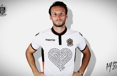 French club remembers victims of Nice attack with special jerseys