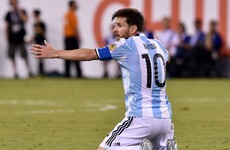 Messi will not reverse Argentina retirement - Maradona
