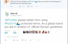 This Dublin guy's parody account brilliantly trolled the Pope with his Olympics tweet