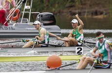 Joy for Irish rowing as O'Donovan brothers claim historic silver medal at Olympics