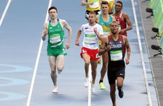Mark English produces superb finish to qualify for the men's 800 metres semi-finals