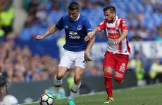Coleman doubtful for Ireland's World Cup qualifier with Serbia