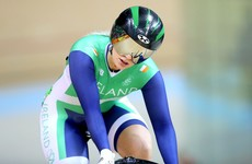McCurley's Rio hopes over after defeat in keirin repechage