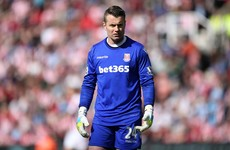 Shay Given became third-oldest player to appear in a Premier League opener earlier
