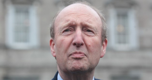 Shane Ross is on his way to Rio to get answers over the Olympics ticket scandal