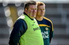 Manager wanted! Offaly need new hurling boss after Kelly steps down