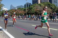 Ireland's Fionnuala McCormack finishes in 20th place in Olympic marathon