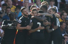 Errors galore as Liverpool trump Arsenal in 7-goal thriller