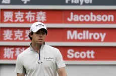 Rory's eyes on the prize as Race to Dubai heats up