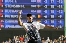 Rose sees off Stenson to win golfing gold as Power and Harrington's challenge fades