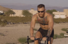 McGregor works on his cardio with former Irish cycling champion as Embedded returns for UFC 202