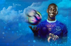 Everton complete €28m signing of winger Yannick Bolasie