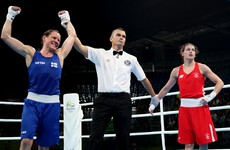 Bitter disappointment for Ireland as Katie Taylor crashes out of Rio Olympics