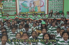 Thai schoolkids have a song about Ireland's Olympic heroes the O'Donovan brothers