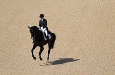 'Absolutely delighted' Judy Reynolds earns new personal best in Olympics Dressage final