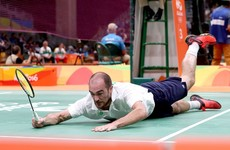 Ireland's Scott Evans bows out of Rio Olympics after creating history