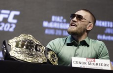 McGregor eyes homecoming bout as Las Vegas becomes 'enemy territory' without Irish influx