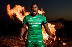 'It's wrong for me to say that I'm Irish' - Connacht's Bundee Aki