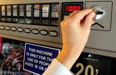 A court challenge looms as the government moves to ban cigarette vending machines
