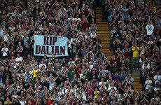 There was a moving tribute to the late Dalian Atkinson at Villa Park tonight