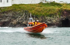Injured sailor clinging to side of boat rescued off Cork coast