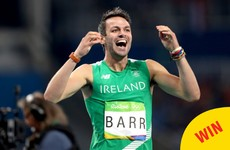 Everyone is loving this Irish athlete's joyous reaction to winning his race in Rio