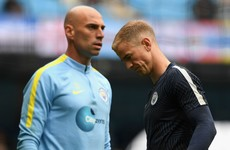 Guardiola's treatment of Hart 'disgusting', says Barton