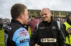'The time is now right': Townsend to replace Cotter in Scotland job next summer